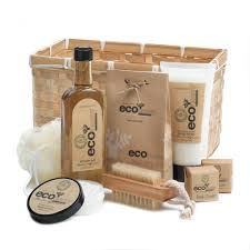 Bath And Shower Gift Sets Bath Basket Body Spa Happy Birthday Gift Basket For Her Bamboo