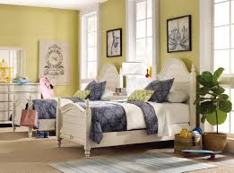 hooker furniture bedroom sandcastle twin wood panel bed 5900 90133 wh