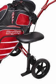 bag boy tri swivel ii cart push cart rockbottomgolf com