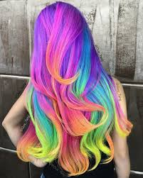 How To Dye Hair Two Colors My Hair Color Is None Of Your Business The Odyssey Pinterest