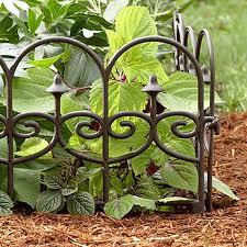 discount decorative garden fencing margarite gardens