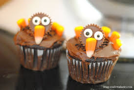 turkey cupcake recipe sweetly chic events design