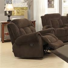 coaster chenille glider and ottoman in chocolate 37 best gliders images on pinterest gliders glider recliner and