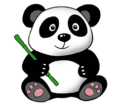 how to draw a cute cartoon panda in a few easy steps easy