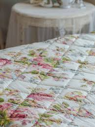 victorian rose quilt your home quilts u0026 throws beautiful