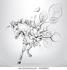 oltre 25 fantastiche idee su tatuaggi di cavalli su pinterest