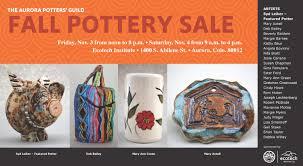 pottery u0026 bicentennial art center city of aurora