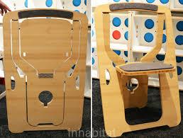The Origami Inspired Folding Bamboo House Inhabitat Sustainable Design Innovation Eco - monstrans u0027 single sheet bamboo chair folds flat for easy storage