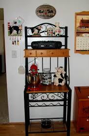walmart bakers rack furniture affordable walmart kitchen shelves