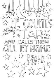 bible coloring pages god created coloringstar printable educations