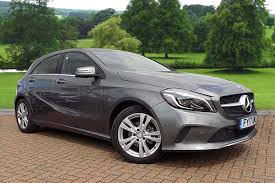 mercedes benz a class diesel a180d sport premium 5dr for sale at