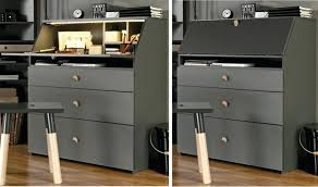 bureau secr騁aire informatique bureau secretaire meuble meuble secretaire bureau meuble bureau