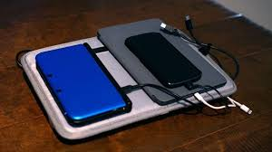 Diy Travel Charging Kit Fashioned From Portable Battery And Usb