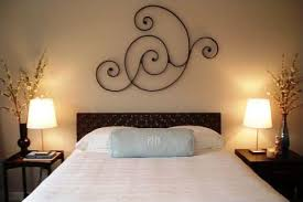 rod iron wall art home decor home decor the bedroom with iron scroll wall art metal scroll