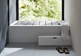 unico bathtub with top cover by rexa design stylepark