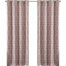 Linen Curtain Panels 108 Modern Geometric Curtains Drapes Allmodern