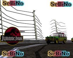 jurassic park car trex jurassic park trex scene by sebino image mod db