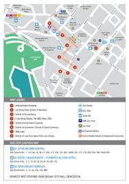 Picture Of Map Campus Map Singapore Management University Smu