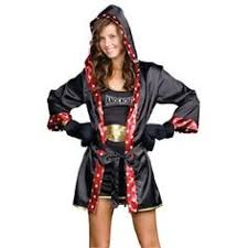 boxer costume girl boxer costume boxing girl