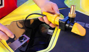 how to install a bilge pump on your pwc youtube