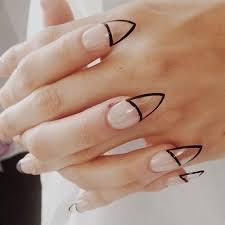 clear nails nails nail pretty nails clear nail ideas nail designs