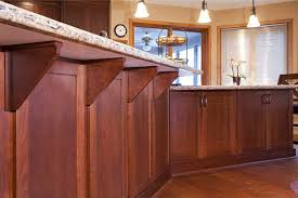 kitchen remodel with wood cabinets burnsville kitchen remodel cherry wood cabinetry cambria
