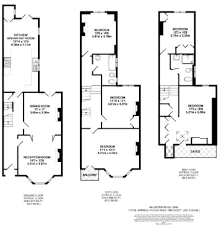 marvellous inspiration 5 floor plans terraced house plan of a