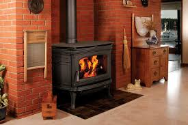 pacific energy alderlea t6 cast iron freestanding wood stove