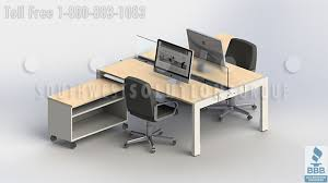 Office Desk System Mobile Office Workstations Benching Systems Portable Cubicles