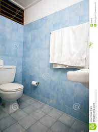 nice blue tile bathroom on home decoration ideas designing with