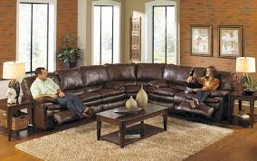 Brown Leather Sectional Sofa by Sofa Beds Design Glamorous Modern Large Leather Sectional Sofas