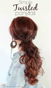 hairstyles easy to do for medium length hair top 10 easy no heat hairstyles for medium or long length hair
