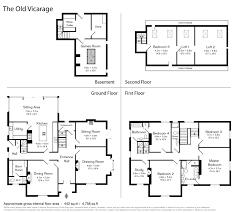 wells cathedral floor plan 6 bed detached for sale in godney between wells and glastonbury