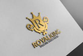 r logo royal king logo logo templates creative market