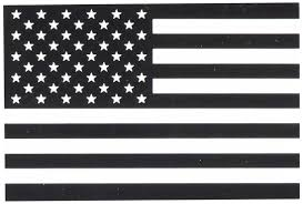 Free American Flag Stickers Amazon Com Candd Visionary Cdx Black And Whit American Flag