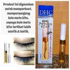 Serum Pemanjang Bulu Mata dhc relian eyelash tonic serum pemanjang bulu mata olshop fashion
