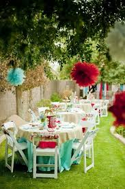outdoor party decorations 38 best garden party accessories images on birthdays