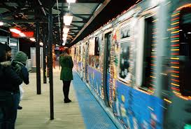 Chicago L Map Blue Line by Cta Holiday Train U0026 Bus 2016 Details Tips U0026 Schedules