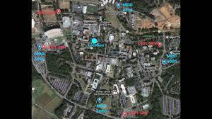 Clemson University Map Federal Signal Mod 4016 5020 Hi Lo Lighting Sirens Clemson