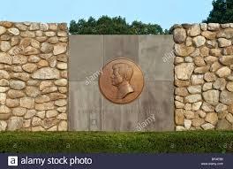 jfk memorial hyannis cape cod massachusetts usa stock photo