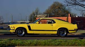 Mustang Boss 302 Specs 1970 Ford Mustang Boss 302 Fastback F205 Indy 2016