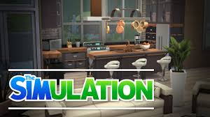 Cool Kitchen by The Sims 4 Cool Kitchen Stuff Pack Thesimulation Youtube
