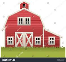 red barn symbol stock vector 578359033 shutterstock