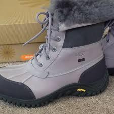 ugg s adirondack boot 50 ugg boots sold ugg adirondack boot size 7 5 grey