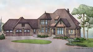 Great French Country House Plans With Photos  For Your Home - French country home design