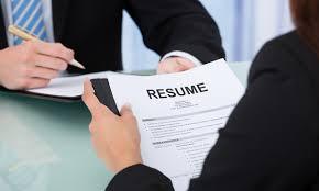 Resume Job Quartz by