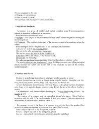 english grammar essentials word document