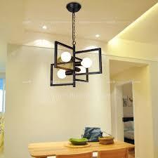Large Pendant Lights Pendant Light Fixtures Black Paint Wrought Iron