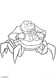 waternoose coloring pages hellokids