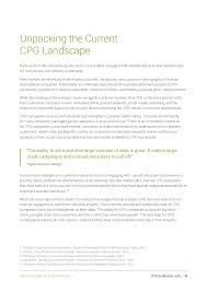 Product Certification Letter Sle Social Insights The Cpg Industry
